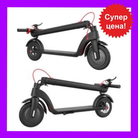 Электросамокат Electric Scooter Pro Black AW2506