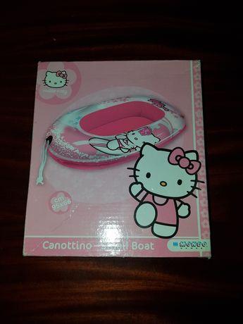 Ponton Hello Kitty nowy dla dziecka 95 cm x 66 cm