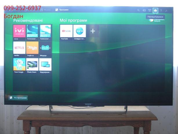 Телевізор Smart Sony KDL-50W805B