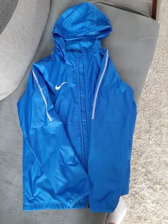 Kurtka niebieska Nike Rozm 147-158 idealna Okazja