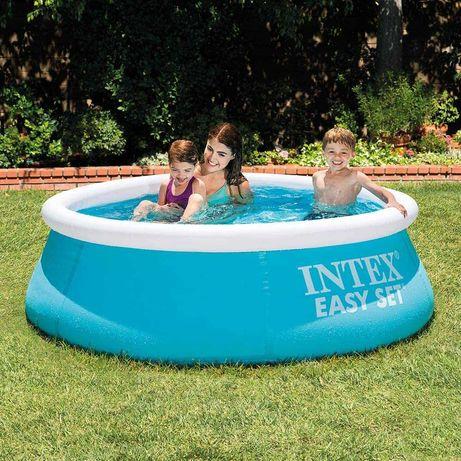 Piscina insuflável Intex Easy Set 880 litros 183 x 51 cm Novo