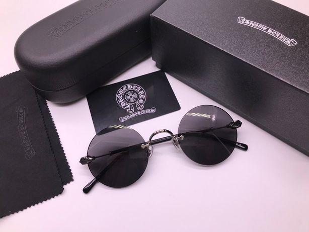 Винтажные солнцезащитные очки Chrome Hearts