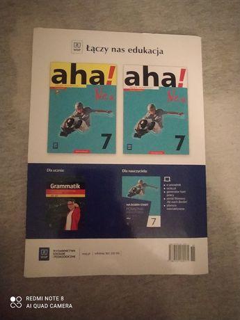 Sprzedam podręcznik aha j. Niemiecki 7