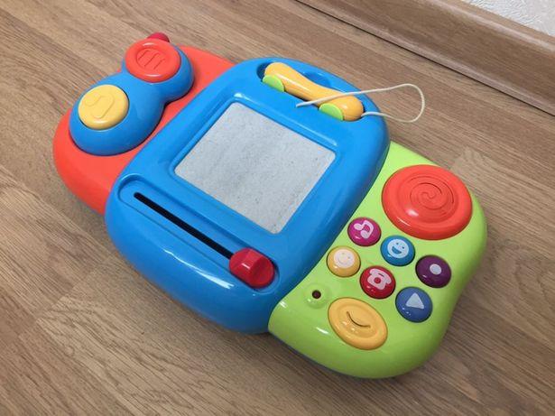 Развивающая игрушка: Мой первый телефон и факс
