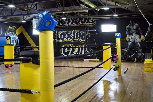 боксерский зал для самостоятельных тренировок