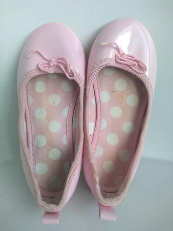 Baletki dla dziewczynki r.24