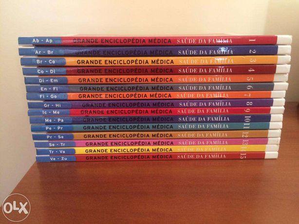 Grande Enciclopédia Médica - Saúde da Família