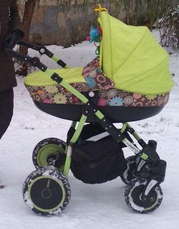 Коляска детская 2 в 1 Lonex Speedy V Light, Польша