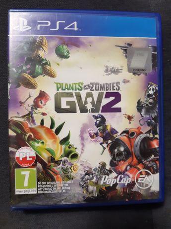 GW2 Ps4 pl Plants Zombies