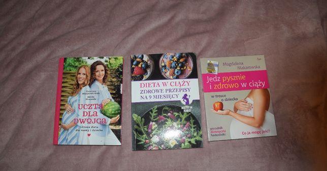Przepisy, dieta w ciąży książki