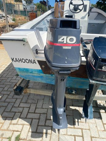Vendo motores barco yamaha