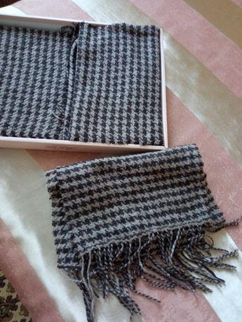 Шотландский шарф -кашне (Унисекс -спорт )