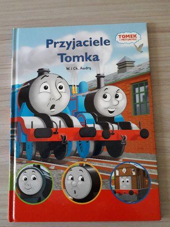 Książki z serii Tomek i przyjaciele