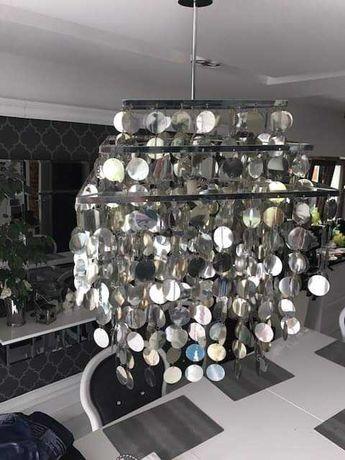 Lampa almi decor stan bdb bardzo duza