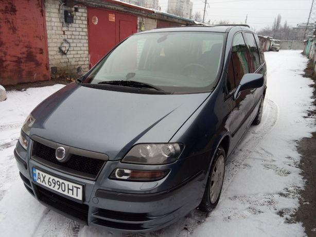 Минивэн Fiat Ulysse 2008 хорошее состояние,7 мест,Webasto. Из Австрии