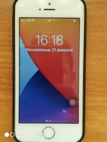 Обменяю se 32gb и iphone 6s 16gb
