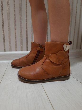 Чобітки осінні, черевики демісезонні, ботінки