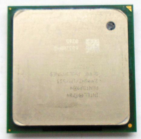 Процессоры под 478 socket
