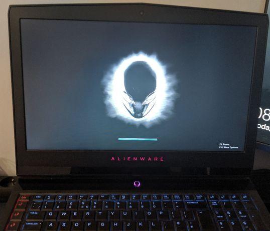 Laptop Dell Alienware R4 17 i7 GTX 1080 QHD 2k 120Hz Tobii