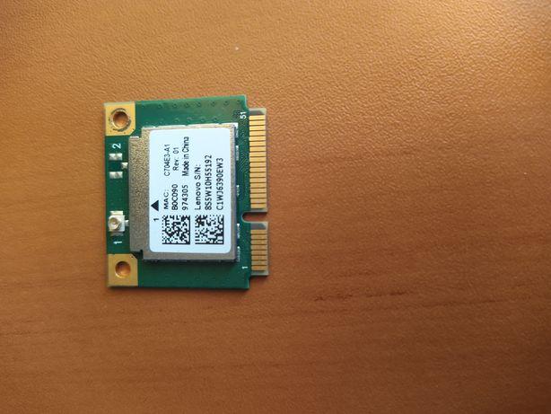 Модуль Wi-fi от ноутбука Lenovo b50-10
