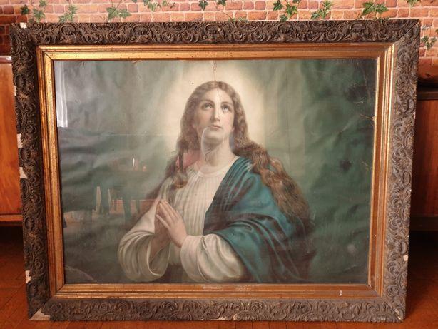 Obraz religijny stary