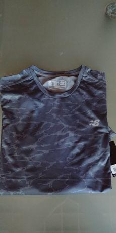 New Balance Męskie Accelerate koszulka sportowa r XL