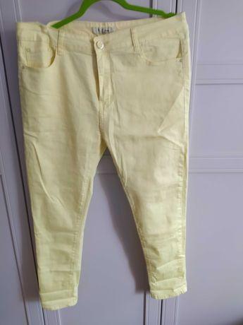 Letnie jeansy, r. 48