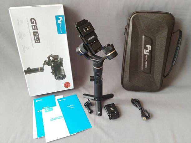 Gimbal FeiyuTech G6 Plus / gwarancja