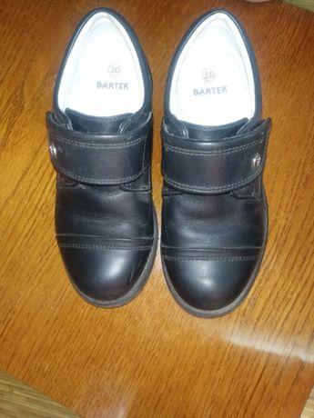 Туфли кожаные Бартек