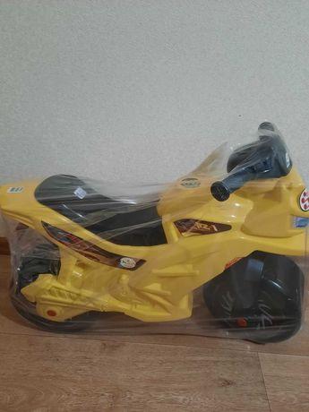 Детский двухколесный мотоцикл