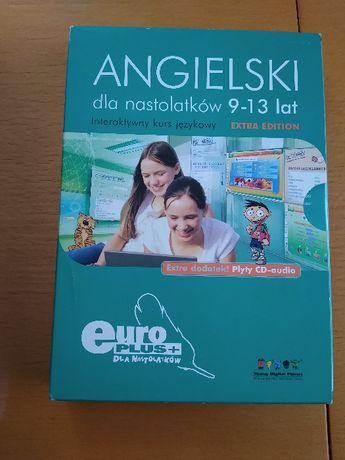 Angielski dla nastolatków 9-13 lat
