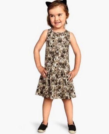 платье сарафан H&M 6'8 лет