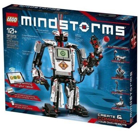 Lego. Робот Mindstorms EV3
