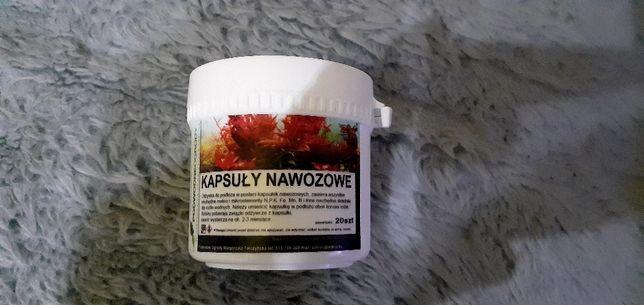 Kapsulki nawozowe