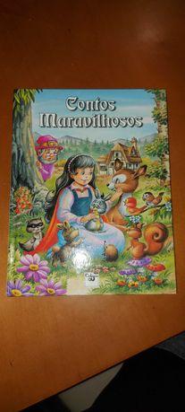 Livro Contos Maravilhosos 6-10 anos