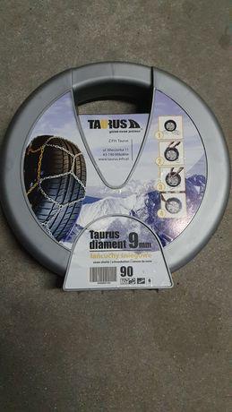 Łańcuchy śniegowe Taurus diament 90 9mm. możliwa wysyłka