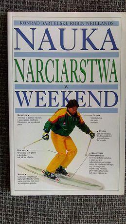 NOWA Konrad Bartelski Robin Neillands Nauka narciarstwa w weekend