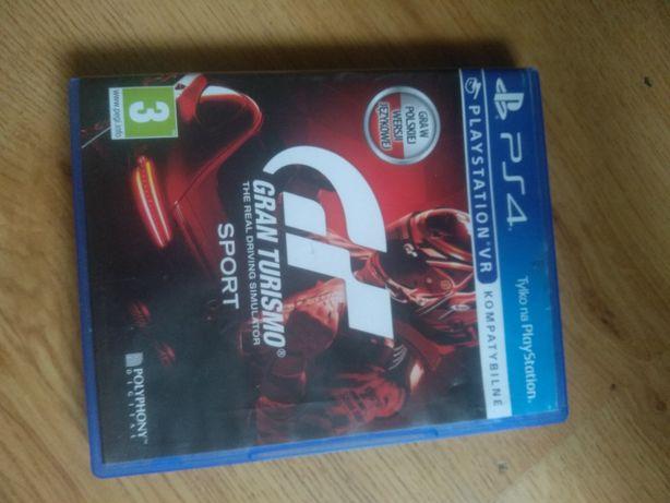 Sprzedam grę na PS4 Gran Turismo