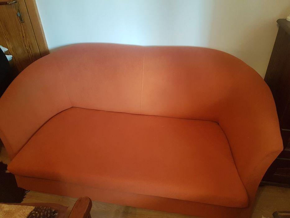 Sofa rozkładana sprzedam Jastrzębia Góra - image 1