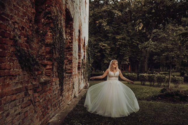 Suknia ślubna Leszno