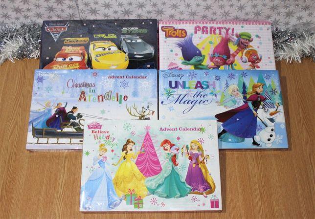 Адвент календарь Disney