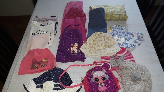 Ciuszki dla dziewczynki 92-104