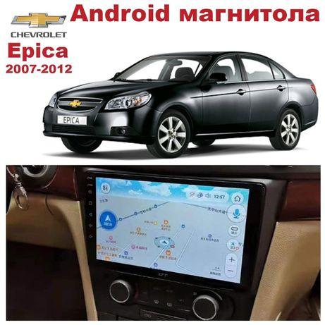 Штатная магнитола для Chevrolet Epica 2007-2012 на базе Android 8.1