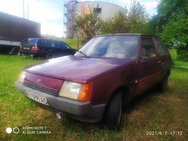 Таврия Нова 1102  1998г. Красная