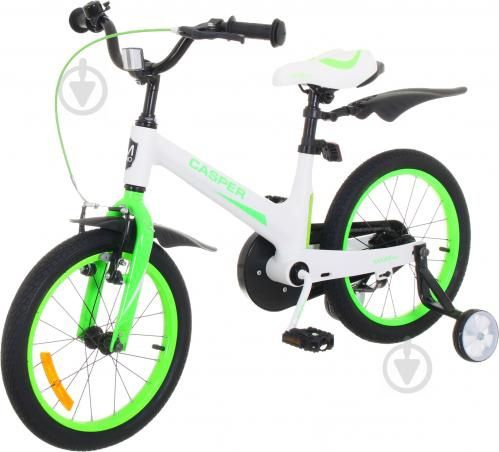 Велосипед детский Casper белый