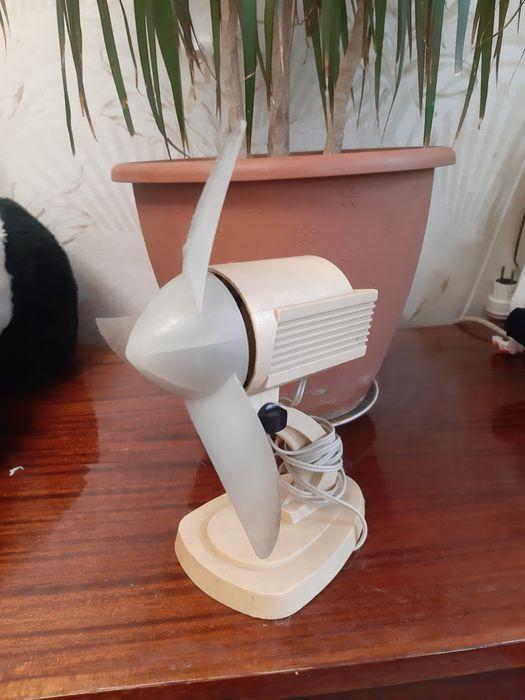 Вентилятор старый Днепр - изображение 1