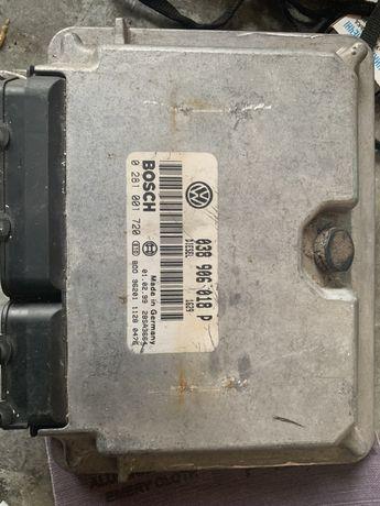 Блок управління двигуном VW Passat B5
