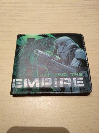 Portfel Star Wars Defend of Empire. Nowy