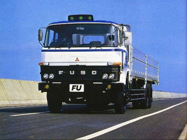 Farolins Mitsubishi Fuso F-Séries