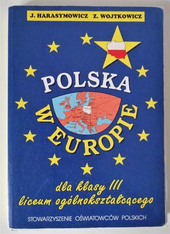 Polska w Europie - J. Harasymowicz, Z. Wojtkowicz, 2001
